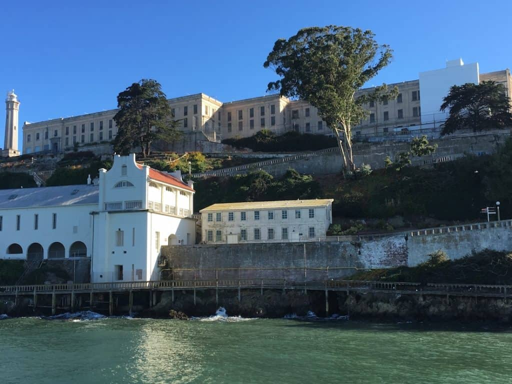 Alcatraz With Kids National Park Sites In San Francisco