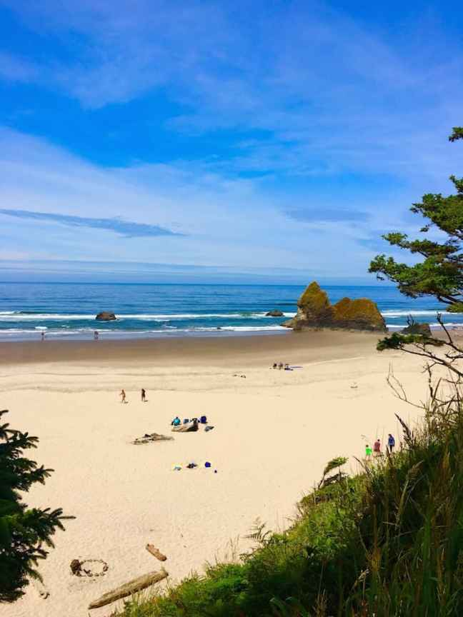 Explore Fort Clatsop with kids along with the beaches of the Pacific.