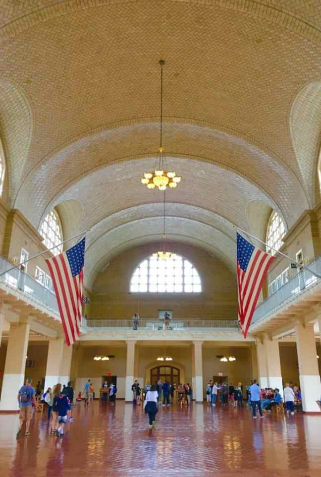 Visit Ellis Island and learn about immigration. A top museum for kids in NYC.
