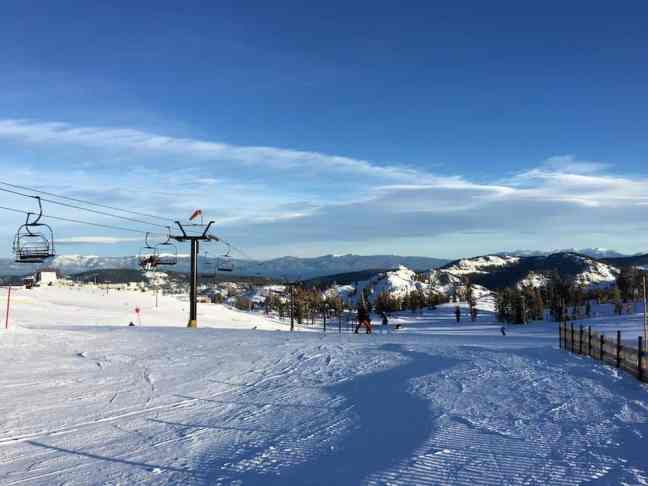Squaw Valley where to take kids skiing in Lake Tahoe