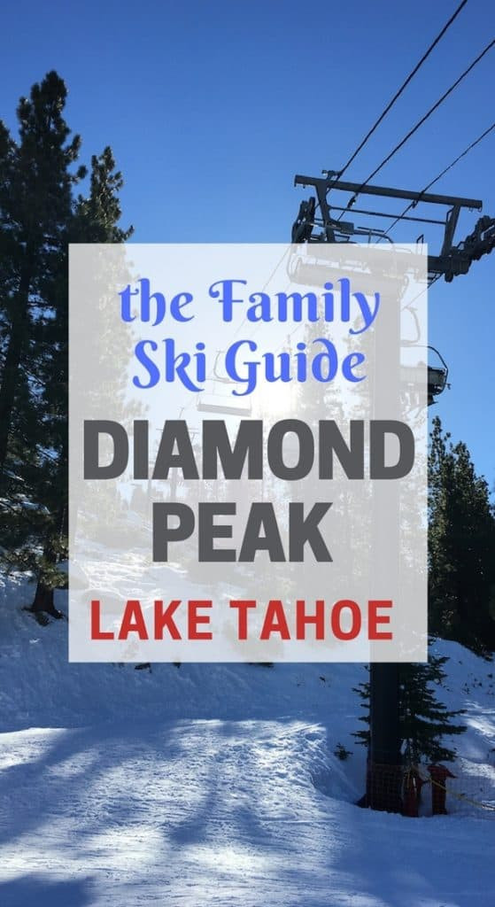 Ski like a local at Diamond Peak in Incline Village on the north shore of Lake Tahoe. With kids lessons along with some of the best views, Diamond Peak offers family skiers some serious perks, like FREE skiing for some kids.