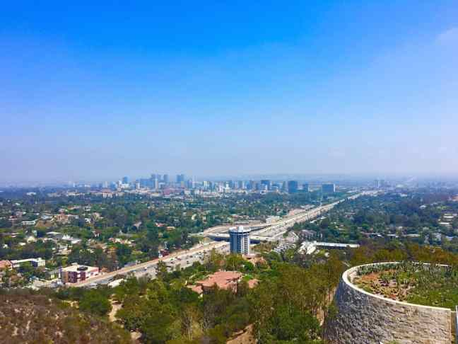 Take in the view, where to go in LA with kids.