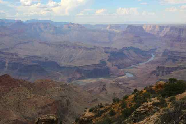 What to do at the Grand Canyon with kids.