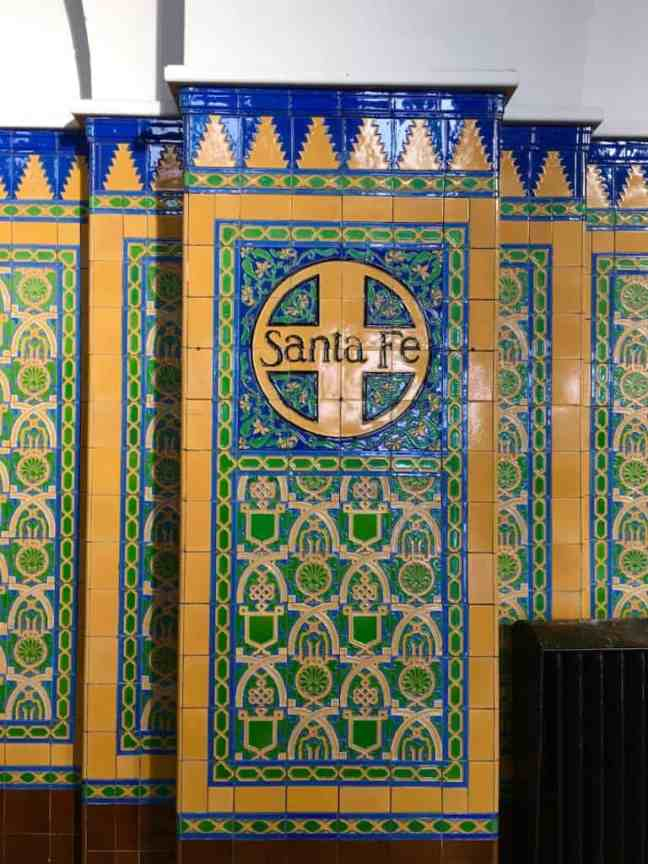 San Diego Santa Fe Depot. Where to go in San Diego with kids.