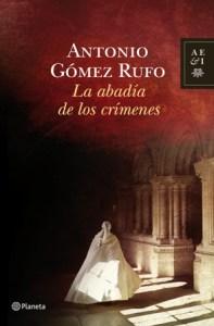 La abadía de los crímenes de Antonio Gómez Rufo