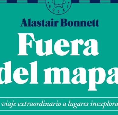 Fuera del mapa de Alastair Bonnett