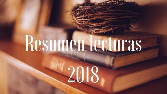 Mejores Lecturas 2018