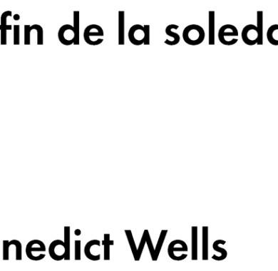 El fin de la soledad de Benedict Wells