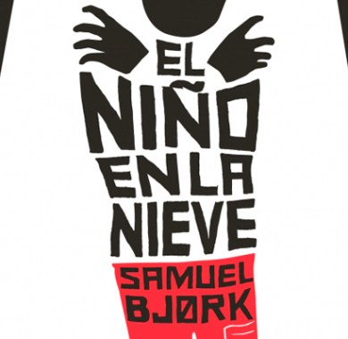 El niño en la nieve de Samuel Bjork