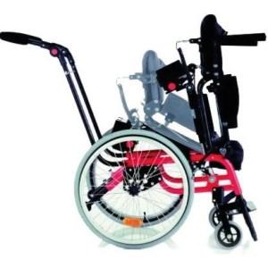 Silla de ruedas manual bipedestadora LCEV Kids, Jr Kids, y Jr