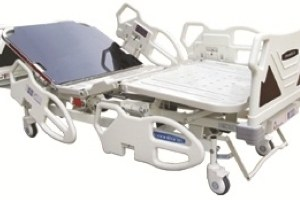 Cama hospitalaria eléctrica 5 posiciones