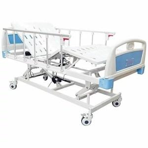 Cama tipo hospital eléctrica modelo CAM302DMS