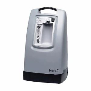 Concentrador de oxígeno Nuvo Nidek 8