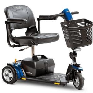 Scooter GoGo Elite Traveler Plus