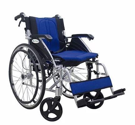 Silla de ruedas de aluminio MS868LAJ