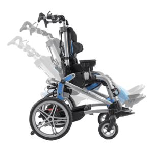Silla tipo carriola modelo Trak