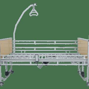 Cama hospitalaria eléctrica Softcare 5 funciones