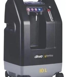 Concentrador de oxígeno DeVilbiss 10lpm