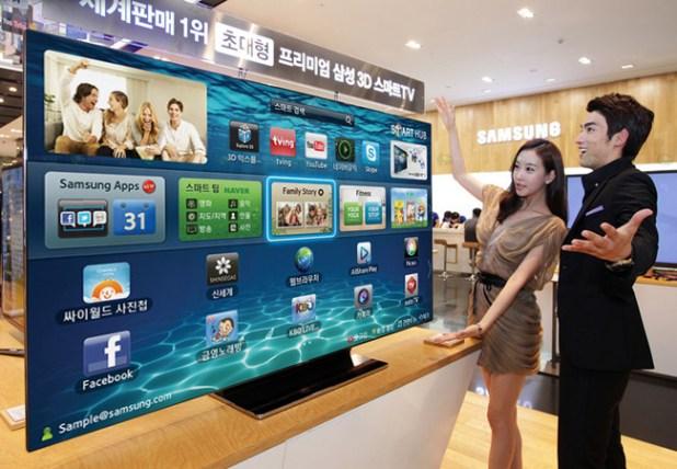 Televisor Samsung ES9000 televisor