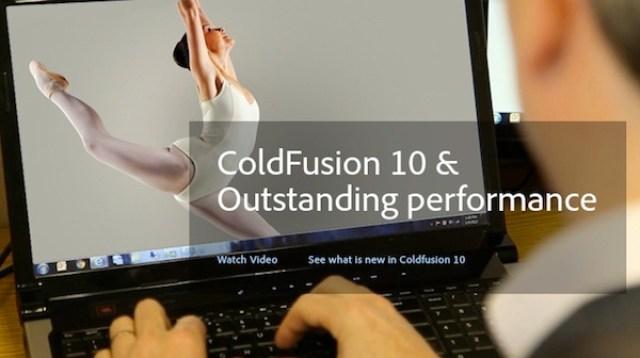 Adobe ColdFusion 10