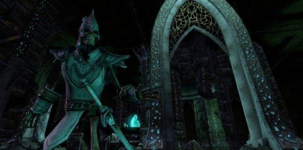 The Elder Scroll Online Warrior