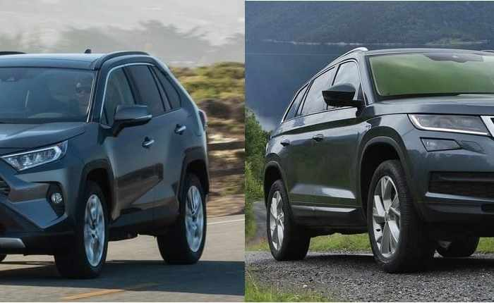 Toyota RAV4 still beats Skoda Kodiaq in Europe image