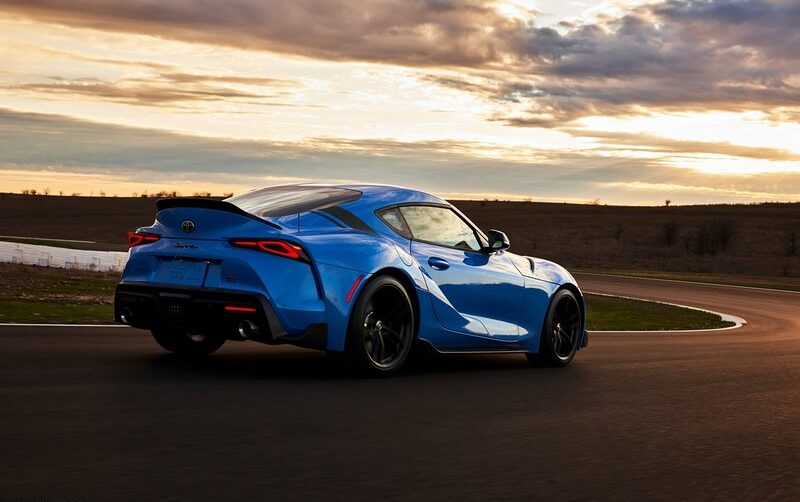 Toyota Supra May Receive a Manual Transmission