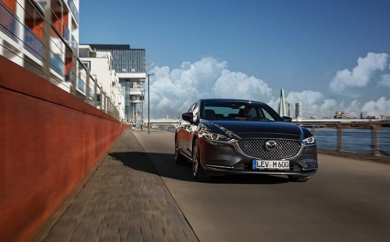 2021 Mazda 6 Sedan Gets Updates to Engine and Equipment, a New Package