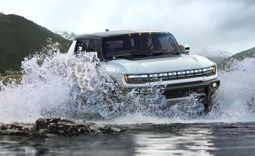 2022 GMC Hummer EV: Sophisticated 1000-HP Offroader At $112,595