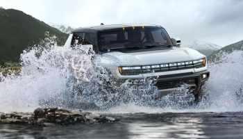 2022 GMC Hummer EV: Sophisticated 1000-HP Offroader At $112,595+photo