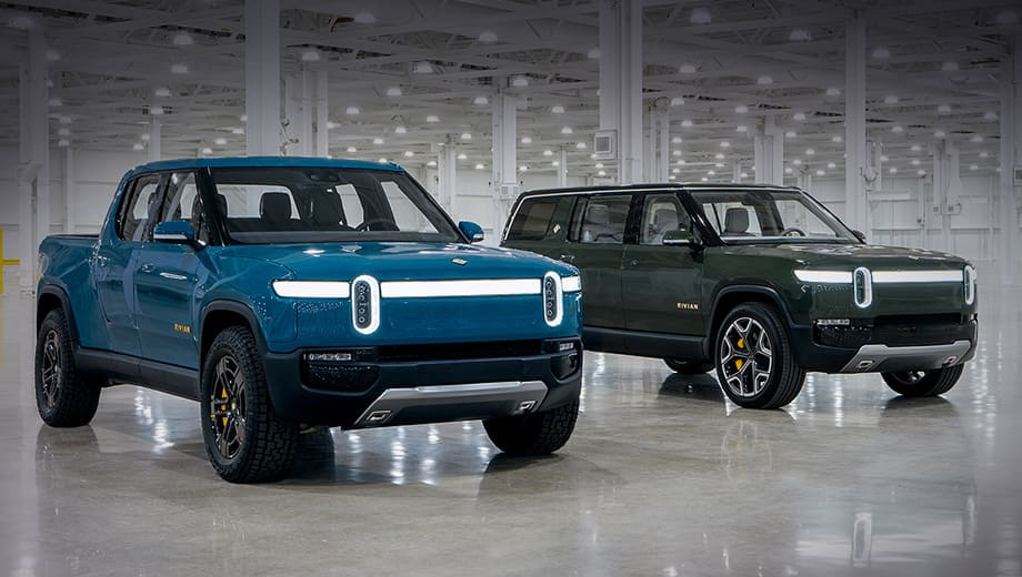 Rivian Turns Down the Traditional Service Network