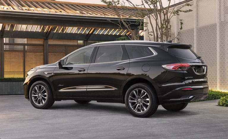 2022 Buick Enclave Receives Refreshed Look, Goes on Sale Soon