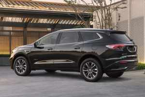 2022 Buick Enclave Receives Refreshed Look, Goes On Sale Soon_photo
