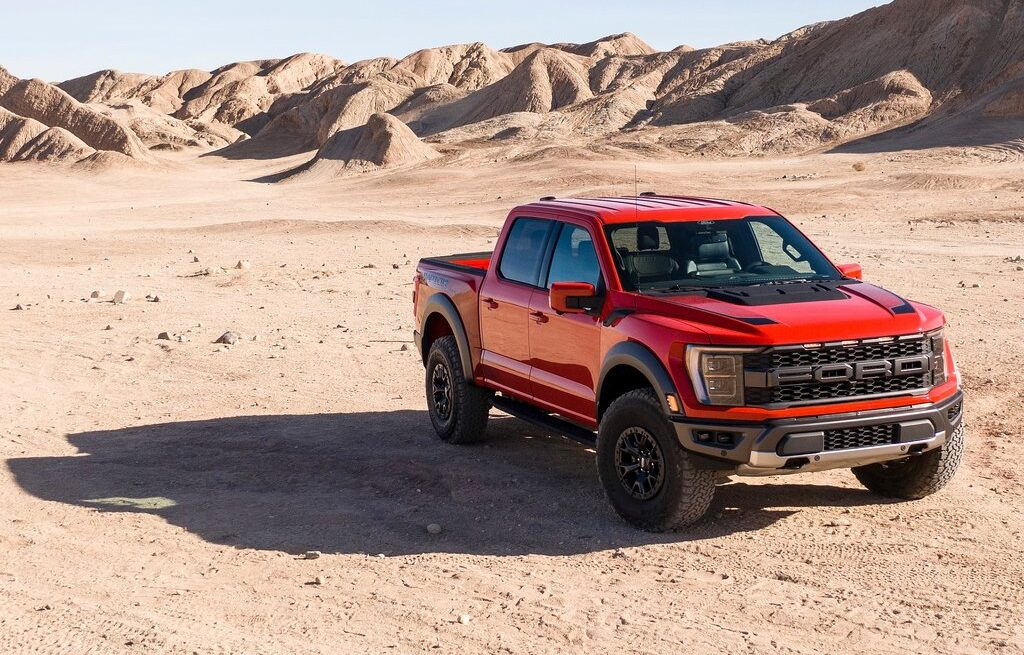 What We Know about 2022 Ford F-150 Raptor R