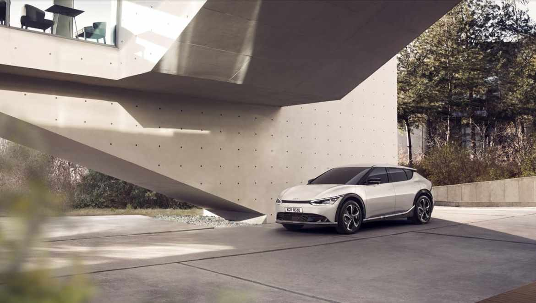 Kia EV6 Unveiled in Photos Ahead of Debut: Embodies New Design Philosophy