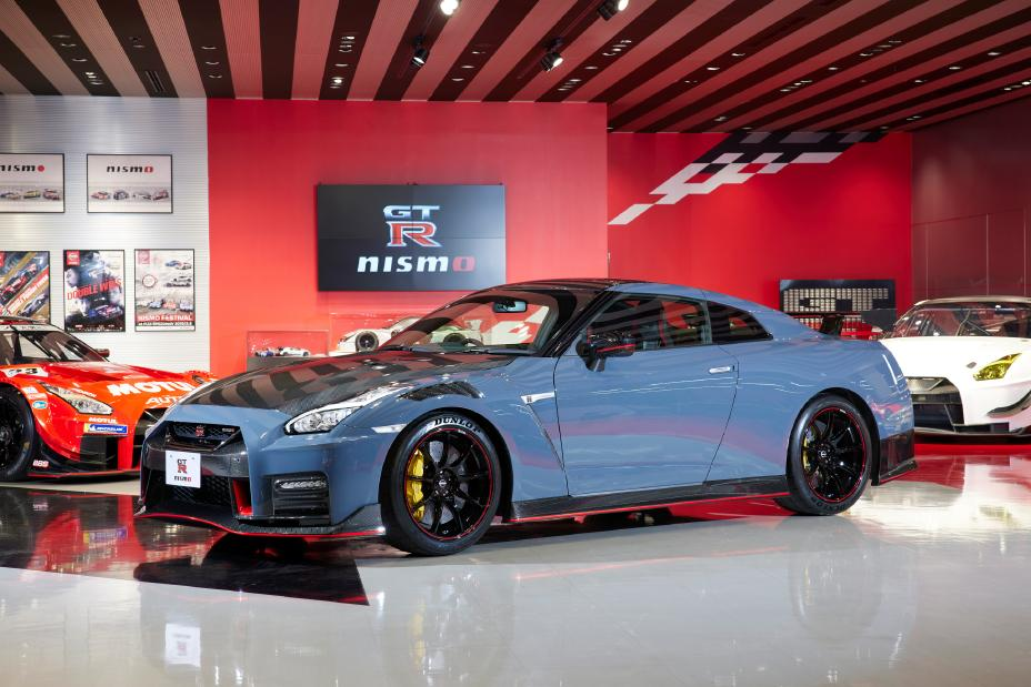 Nissan GT-R Nismo Special Edition Previewed Today, Available This Fall