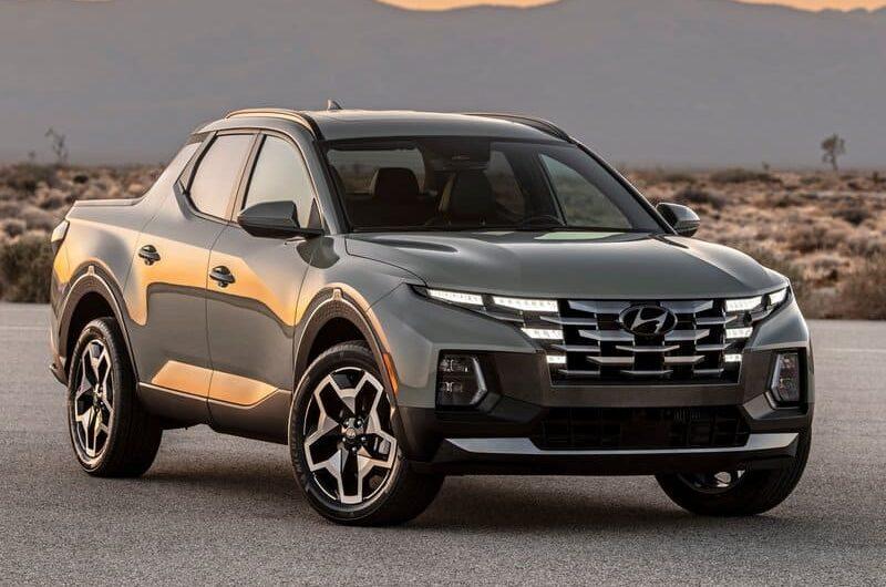 Hyundai Shares Details About the Santa Cruz Pickup
