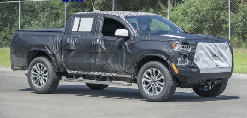 What We Know About Next-Generation 2023 GMC Canyon