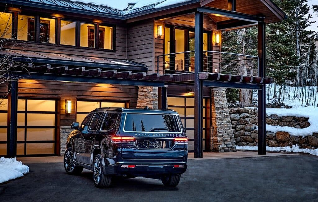 2022 Jeep Grand Wagoneer Gas Mileage Is Far From What We Like