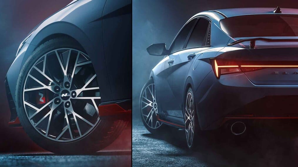 Hyundai Сonfirms the Date for U.S. Debut of a Hot Elantra N
