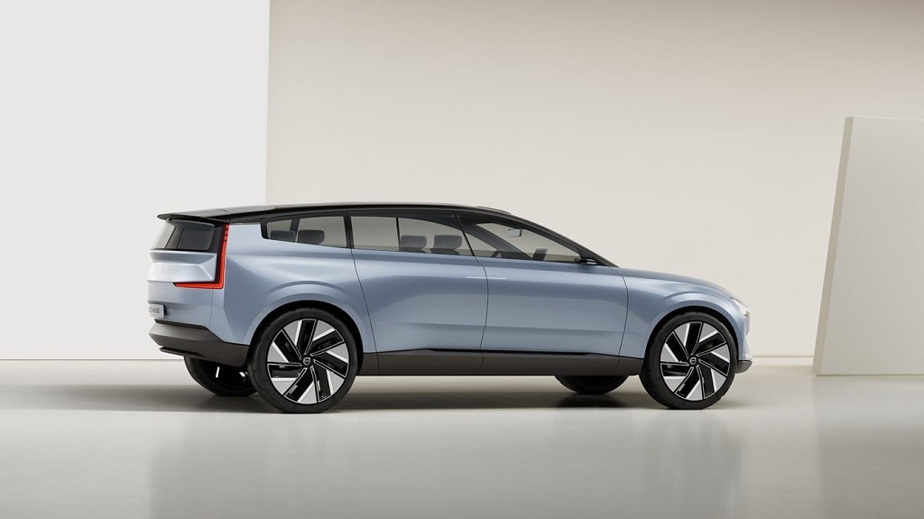 Volvo Presents a Concept That Previews Its Future Cars: 'Less but Better'
