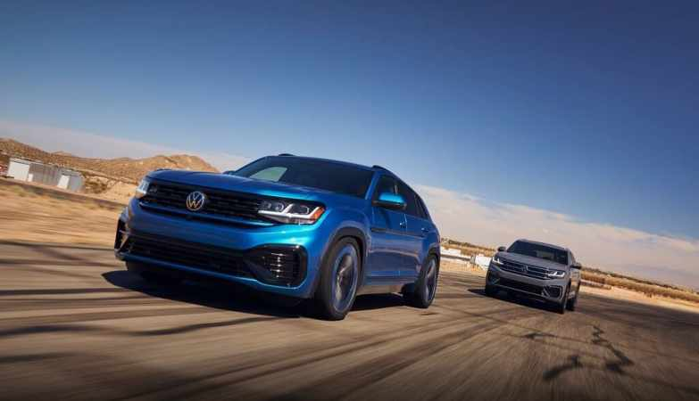 Why Does Volkswagen Boosts Performance of a Large Atlas Crossover image