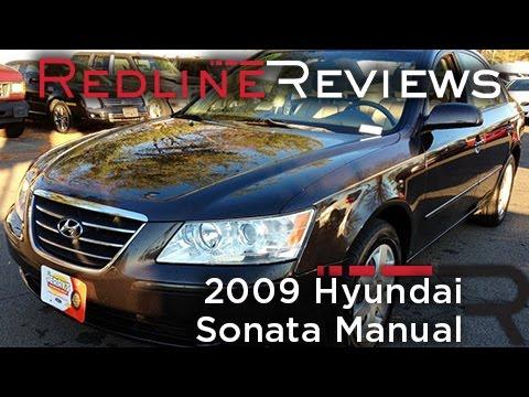 2009 Hyundai Sonata GLS Review   Carhelpout Mobile Mechanic