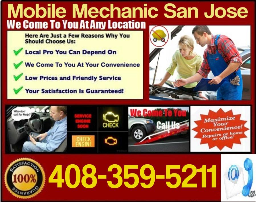 mobile auto mechanic san jose pre purchase car inspection review. Black Bedroom Furniture Sets. Home Design Ideas