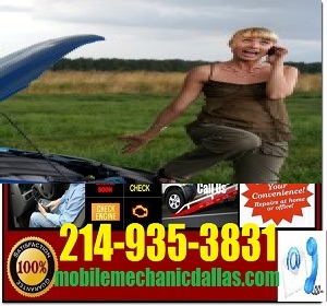 Mobile Auto Mechanic Dallas, TX Pre Purchase Car Inspection Service