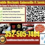 best local mobile mechanic Gainesville, Florida