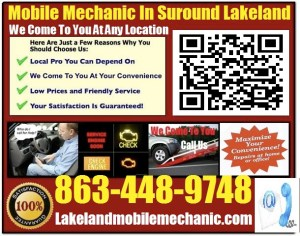 Mobile Mechanic In Lakeland