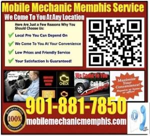 Mobile Mechanic Memphis TN