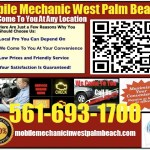 Mobile Mechanic West Palm Beach, FL