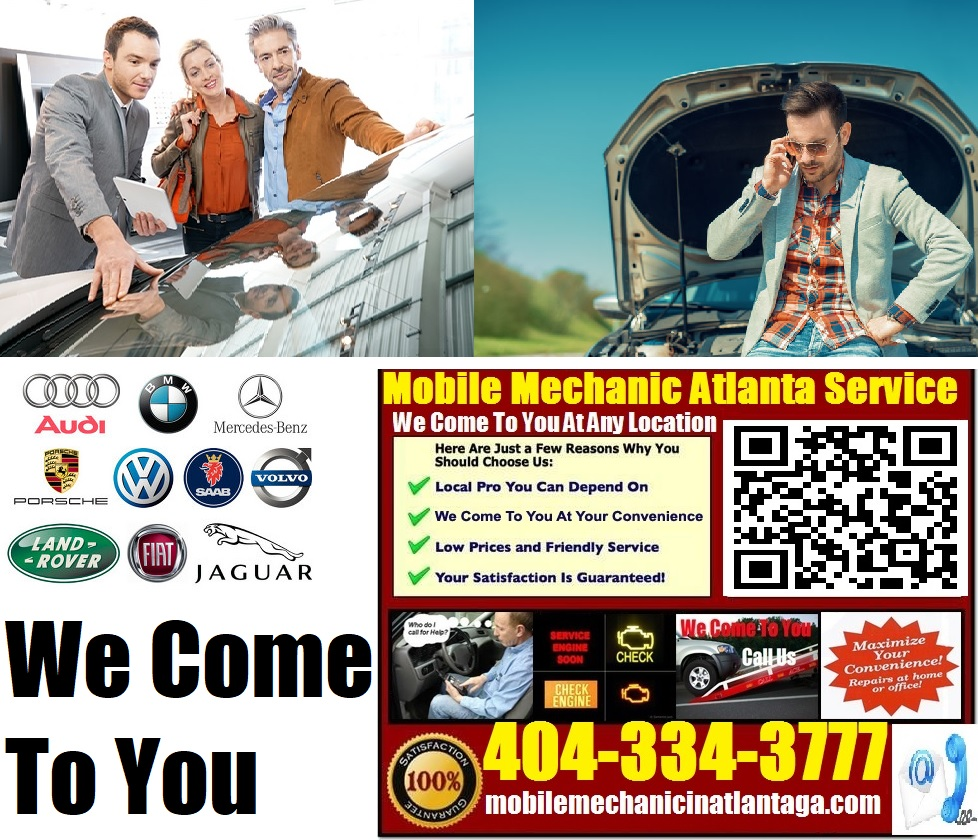 mobile mechanic atlanta auto car repair pre purchase vehicle inspection. Black Bedroom Furniture Sets. Home Design Ideas